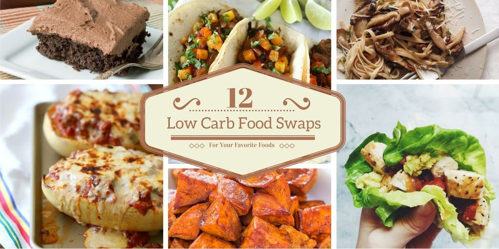 12-low-carb-swap