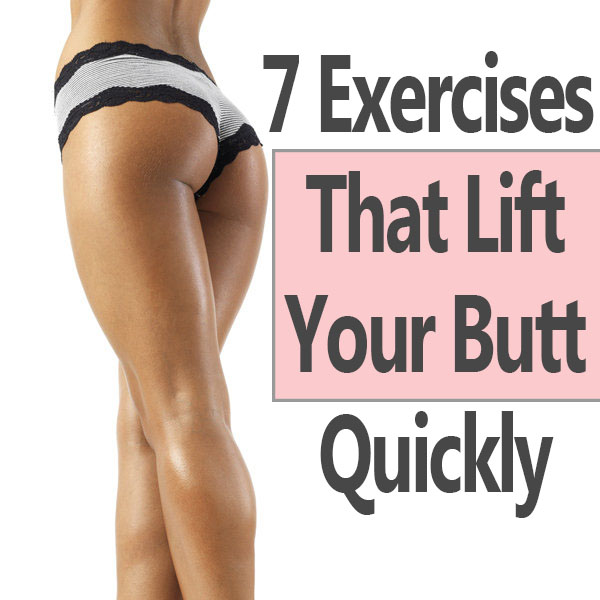 Workouts for your butt #13